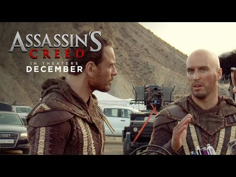 Assassin's Creed (Featurette 'The Leap of Faith')