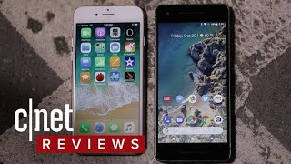 iPhone 8 vs. Pixel 2: Which is better?