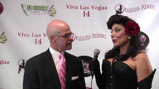 Secrets In Lace Interview- VLV Vintage Fashion Show 2011