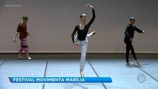 Festival Internacional de Dança movimenta Marília
