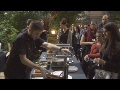 Street Food στο Νομισματικό Μουσείο