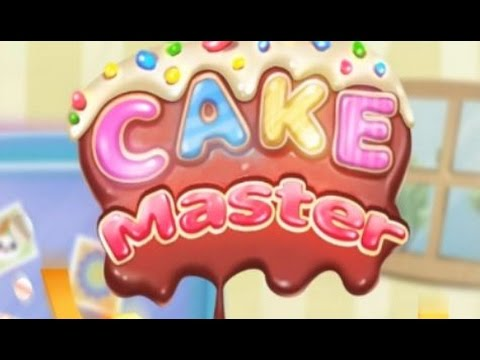 Cake Master Cooking Android Gameplay