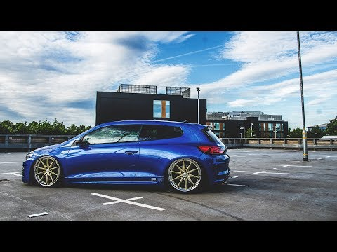VW Scirocco R | Air Ride and Vossen x Work VWS-1