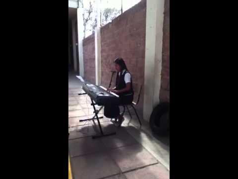 Primer recital 2013 de piano