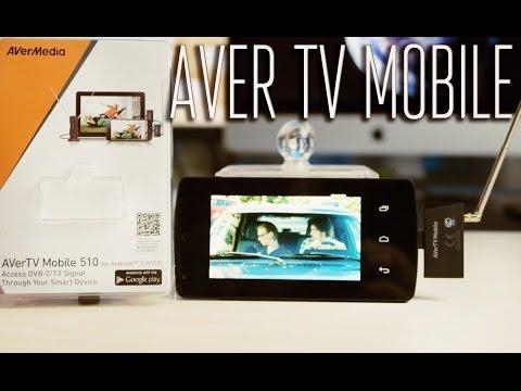 AVerTV Mobile 510 - Телевидение на Android