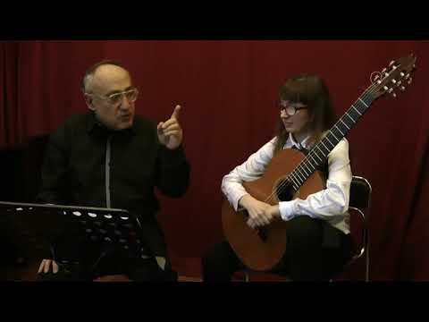 Агабабов В.П. Использование этюдов как эффективный способ технической оснащенности слепых гитаристов