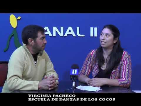 SABADO 17 A PARTIR DEL MEDIODIA: PEÑA EN LOS COCOS FESTEJANDO EL ANIVERSARIO DE LA ESCUELA DE FOKLORE DE VIRGINIA