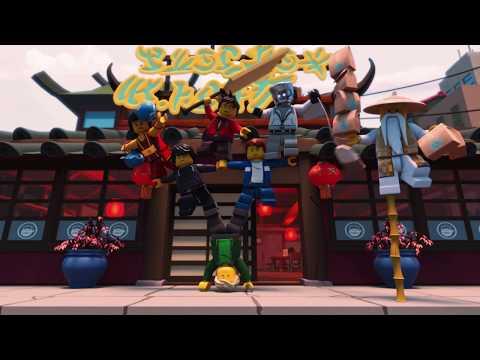 Ferngesteuerter Zane - LEGO NINJAGO - Wu's Tee Episode 9