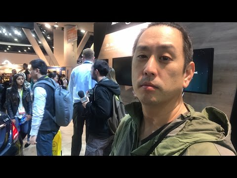 Mr.Hahn LIVE from CES in Las Vegas