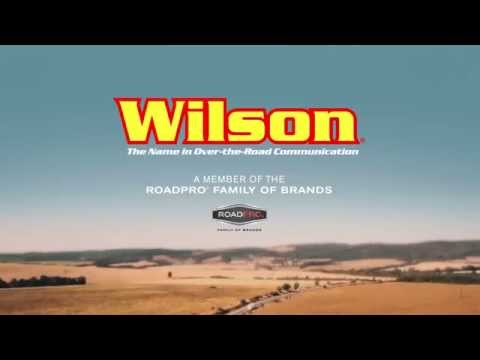 VIDEO: Wilson® - the Name in Over-the-Road Communication