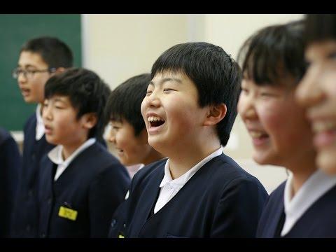 『春や昔』20150115松山市立浅海小学校(5・6年生)