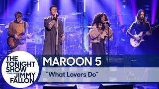Maroon 5 ft. SZA: What Lovers Do