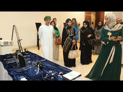 Ramadan jewellery exhibition opens in Oman