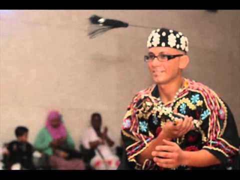 """Lila 2014 Marouan Lbahja -""""_ Hammadi _-"""" Gnawa Oulad Bambra"""