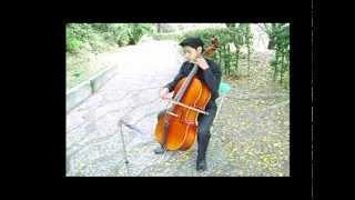 Cellist Hector Pirir, Of San Juan De Sacatepequez, Guatemala