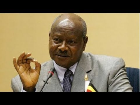 Yoweri Museveni: The mouth is for eating and not for oral sex