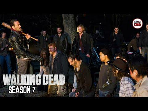 Review film!! Alur cerita lengkap film the walking dead. season 7