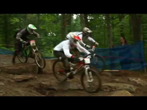 4X Mountain Bike Race In Quebec – Orpheus Productions