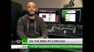 Anonymous: The most powerful organization in the world? [©RTAmerica]
