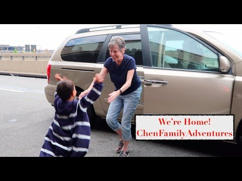 We Are Home! | China Adoption Vlog