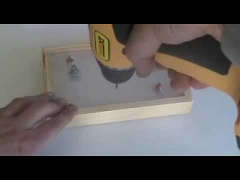 How to and not to drill through acrylic plastic tutorial