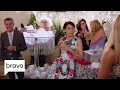 Girlfriends' Guide to Divorce: Behind the Scenes of Phoebe's Bubbly Party    Bravo