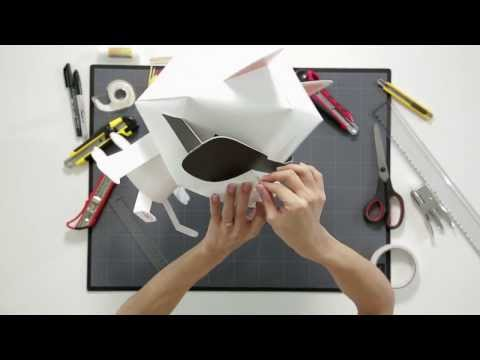 Karl Lagerfeld x Shin Tanaka   KARLxSHIN Paper Toy Mania Paper Figurines