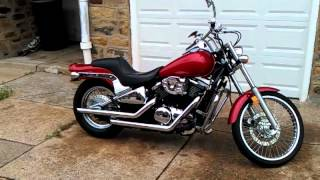 4. 2004 Kawasaki Vulcan 800--For Sale