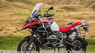 2. 2018 BMW R1200GS Adventure Specs and Reviews
