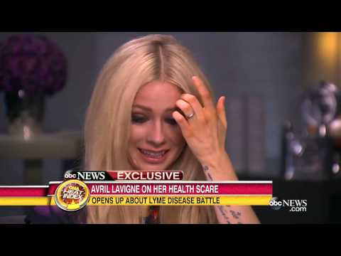Avril Lavigne Opens Up About Her Struggle With Lyme Disease | Good Morning America | ABC News