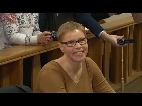 Λευκορωσία: Δικάζεται η δημοσιογράφος Μαρίνα Ζολότοβα