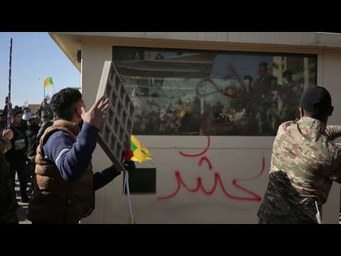 The Heat: Iraq-U.S. embassy protests