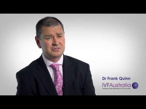 Dr Frank Quinn, IVF Australia