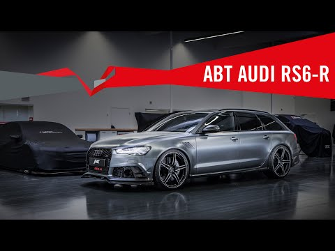 ABT RS6-R 730 HP / 920 NM / 0-100 km/h 3,3 sec