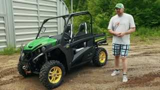 3. TEST RIDE: 2014 John Deere RSX 850i