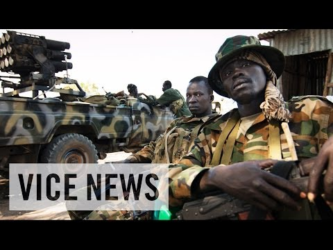 South sudan - Subscribe to VICE News here: http://bit.ly/Subscribe-to-VICE-News The war in South Sudan began in murky circumstances in mid-December, when tribal factions w...