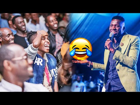 Akpororo finishes the Church with Laughter | Pure Madness | Rock of Ages Christian Assembly