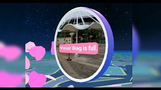 Your Bag Is Full POKEMON GO