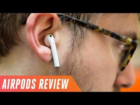 RECENZIA: Nové bezdrôtové slúchadlá Apple AirPods