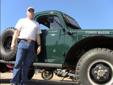 Classics Trucks Revealed: 1963 Dodge Power Wagon pickup still going strong
