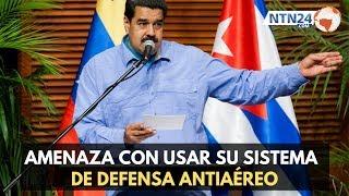 Video Maduro asegura que tiene cohetes para responder a ataques de EEUU MP3, 3GP, MP4, WEBM, AVI, FLV Februari 2019