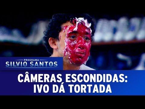 Ivo dá tortada    Câmeras Escondidas (14/05/17)