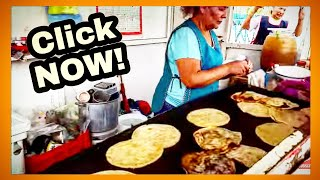 Going Back To One Of My Favorite Street Food Stands - Some Of The Best Street Food On The Planet - GORDITAS Made The Traditional Way - Amazing Street Food in San Luis Potosi, Mexico - Gorditas filled with:  Pork chops, Egg In Red Salsa, Mole, Rajas Con Queso, Chicharron...If You Would Like To Help And Support My Channel, Check Out My PATREON Account: http://patreon.com.pisuarezCheck Out My Other Street Food Channel CRISPI: https://www.youtube.com/channel/UCxFs-TJofgsEGnLUWqSP-6wMORE STREET FOOD ON THESE PLAYLISTS:https://www.youtube.com/watch?v=CIHxyHgAP2w&list=PLFcIoUWytn0RJDHP1XcH5vmKKqK5ZG11lhttps://www.youtube.com/watch?v=AQAh3hfquKE&list=PLFcIoUWytn0RuiopD73p57fsisjnmNVTFhttps://www.youtube.com/watch?v=lwu5xxqS0FU&list=PLFcIoUWytn0SrBkahOOwYuXW3KlB__vhD