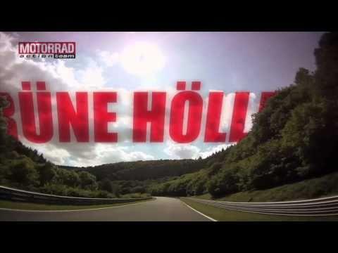 Nürburgring Nordschleife MOTORRAD action team