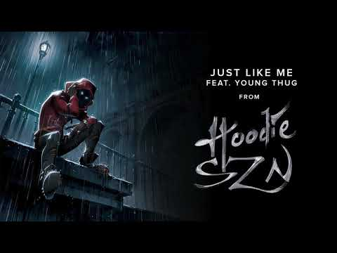 A Boogie Wit Da Hoodie - Just Like Me feat. Young Thug [Official Audio]