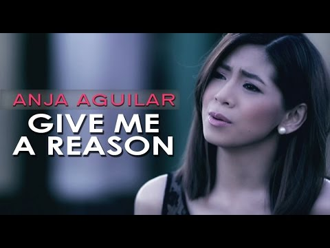 Anja Aguilar — Give Me A Reason (Official Music Video)