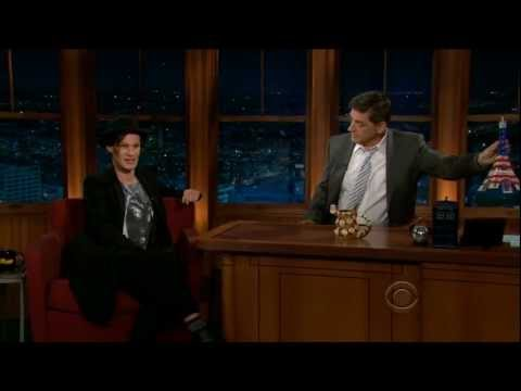 Doctor Matt Smith Chats With Craig Ferguson