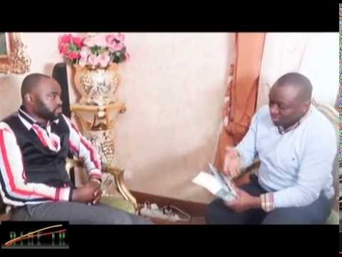 Patrick Mbeko sur Diaf TV: strat�gie du chaos et d