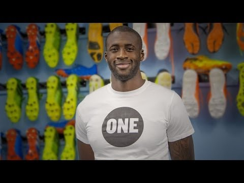 DO AGRIC: Message from Yaya Touré