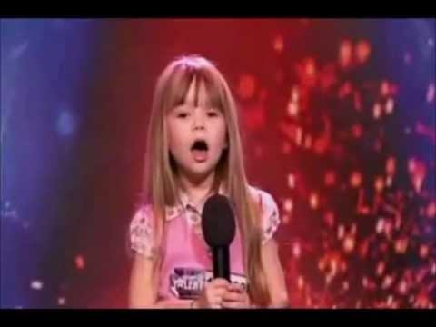 Mam Talent - Cudowna Dziewczynka (Connie Talbot)
